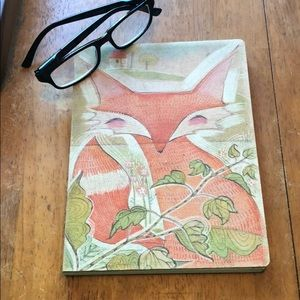Journal book: Bright Eyed Fox